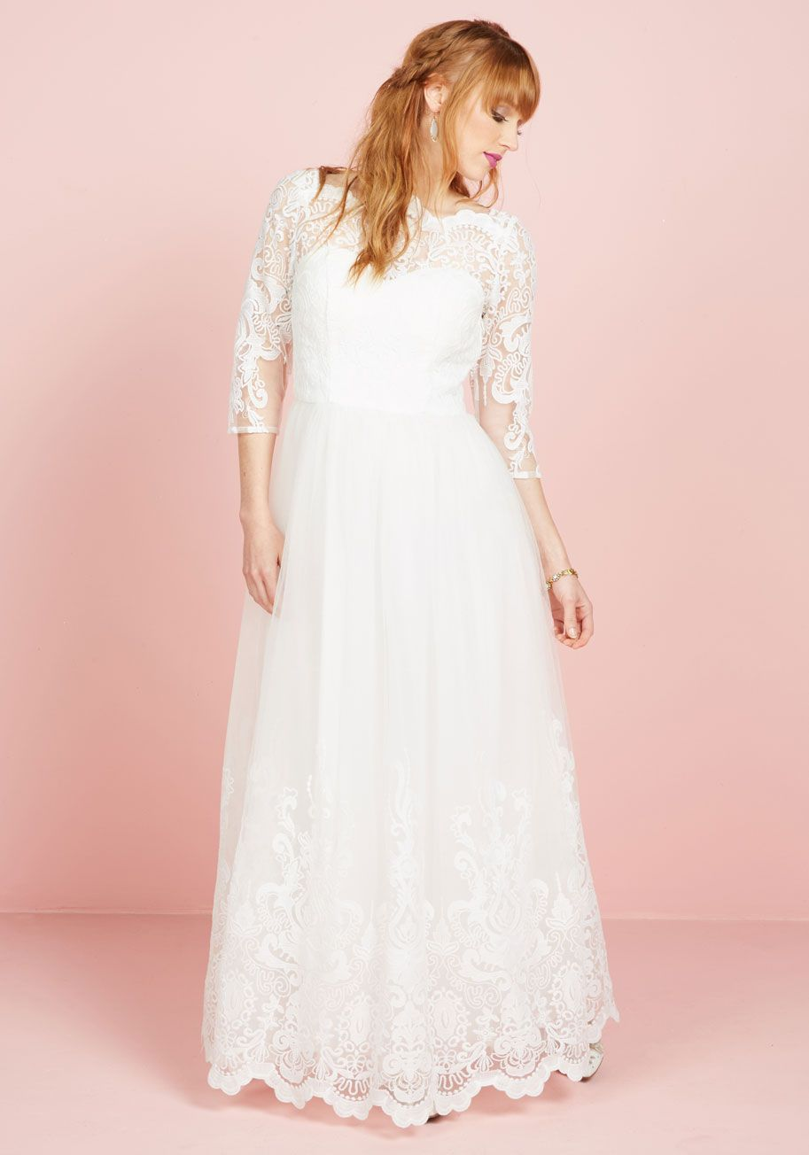Sophisticated Ceremony Maxi Dress In White For An Occasion Unlike Any Other This Gown By Chi London Is Sure To Dazzle Prom Wedding