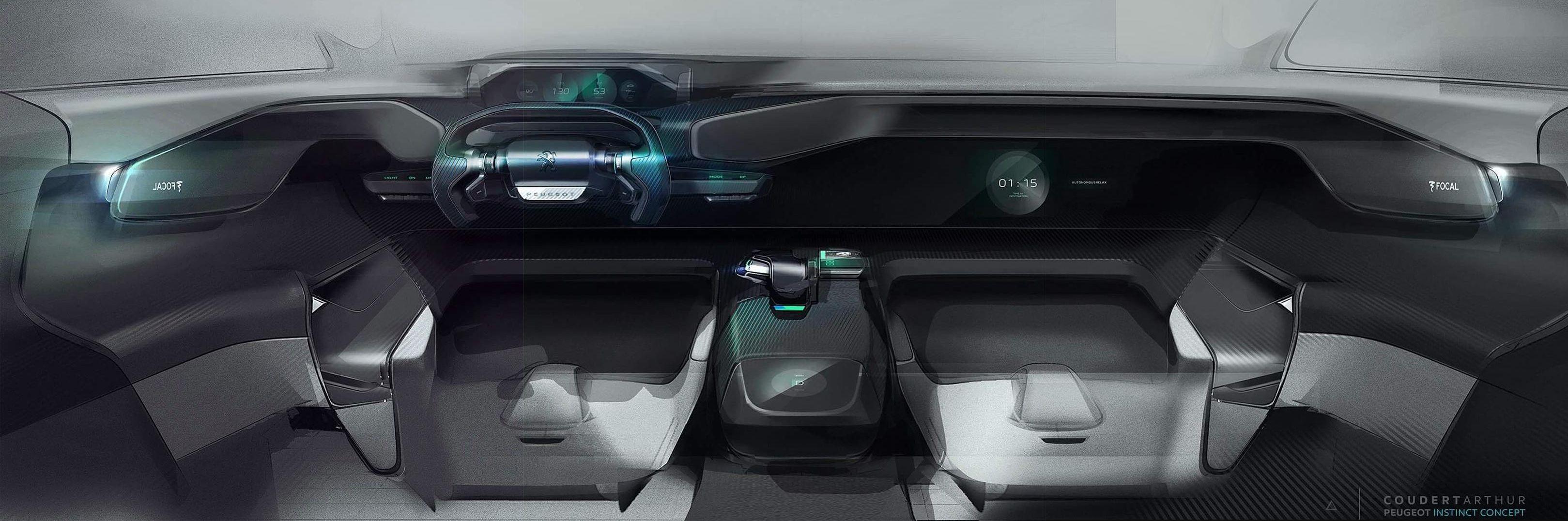 Arthur Coudert With Images Car Interior Design Car Interior