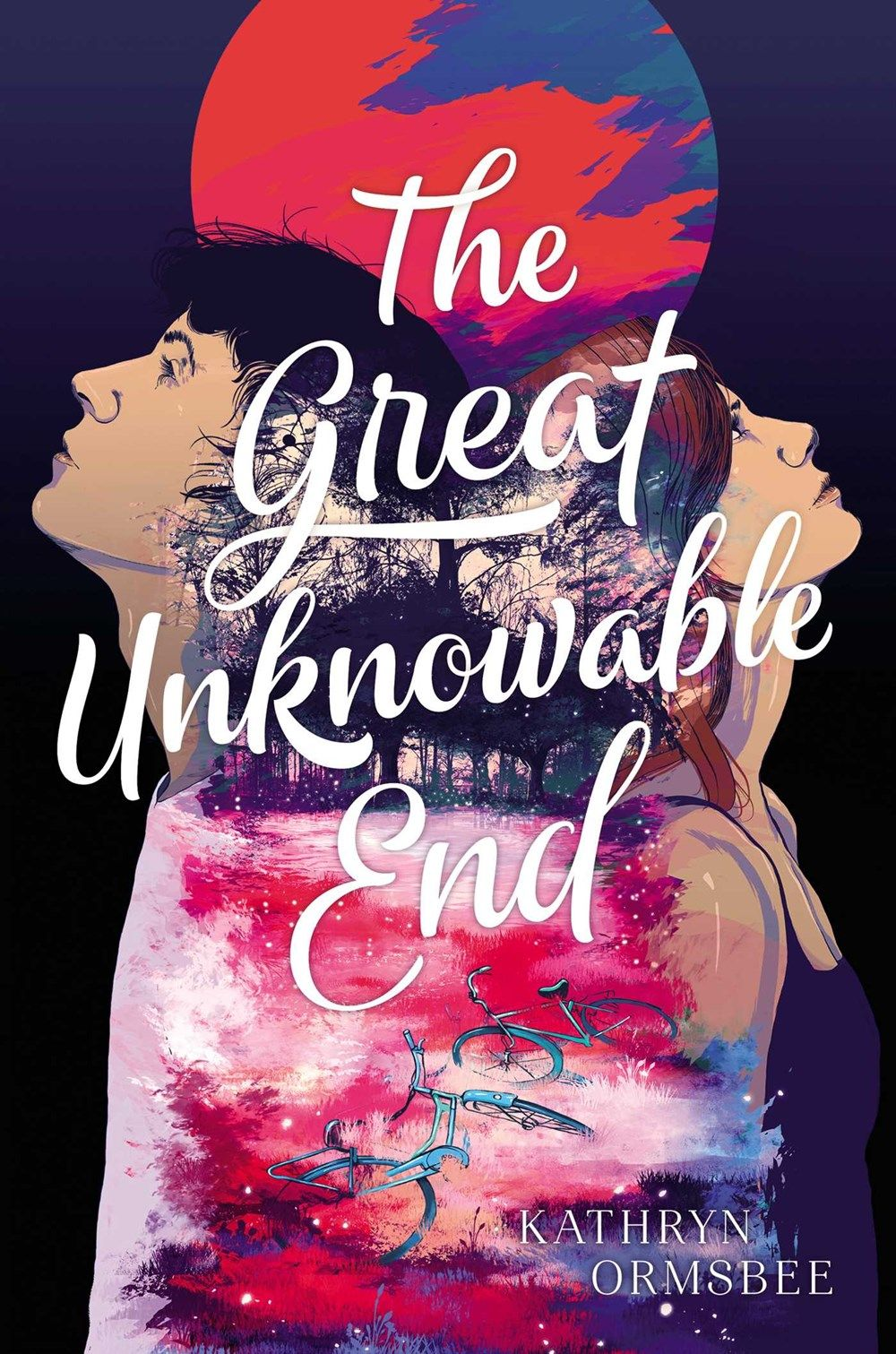 Image result for the great unknowable end book cover