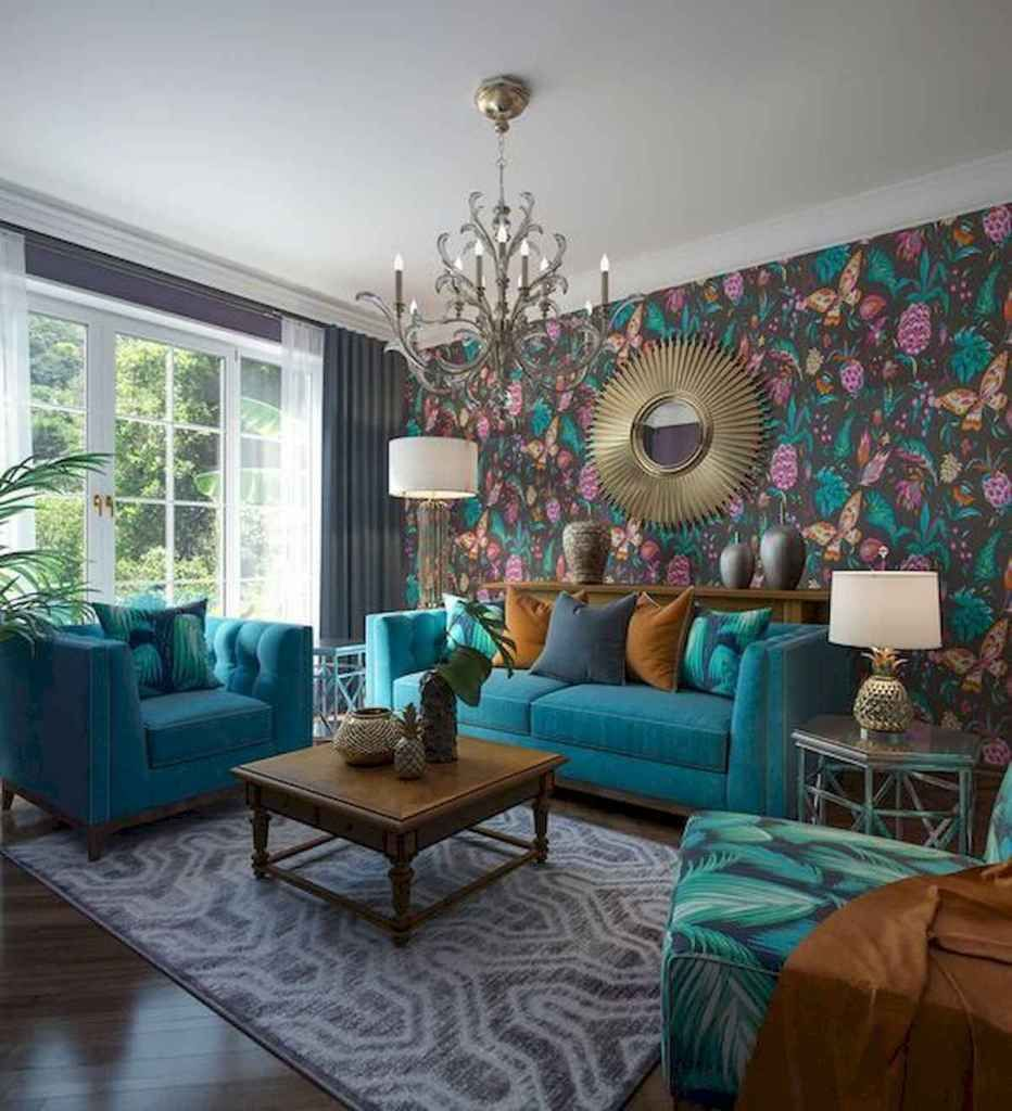 16+ Awesome Colorful Living Room Decor Ideas And Remodel for