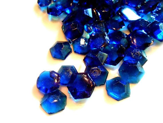 983f2da43cae9 30 September Trend Sapphire Birthstone Candy by SugarBakersBakery ...