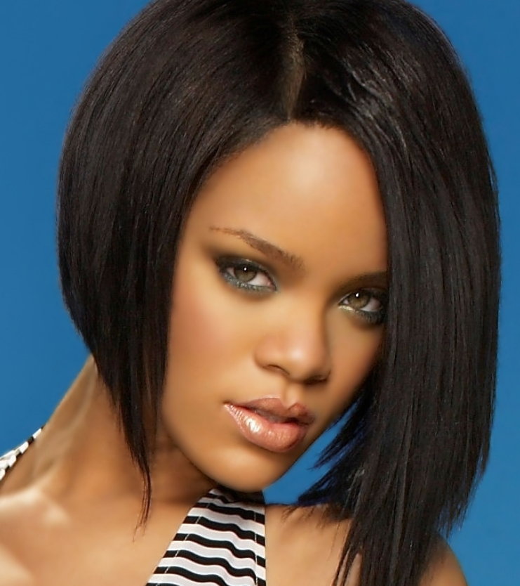 Check out the hottest rihanna bob hairstyles trend setters have check out the hottest rihanna bob hairstyles trend setters have a good hair day urmus Gallery