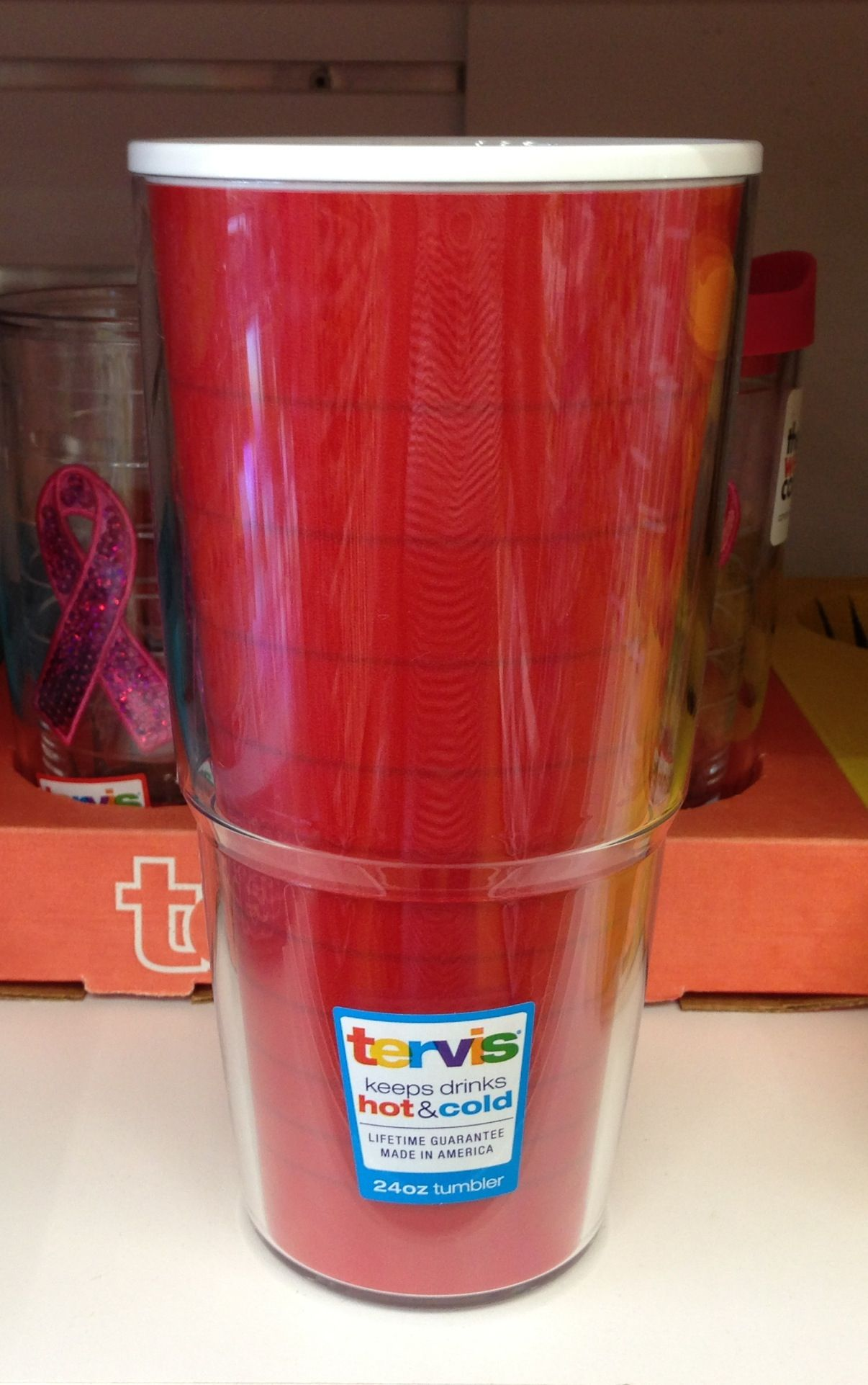 Red Solo Cup Tervis Tumbler Bed Bath Amp Beyond Tervis