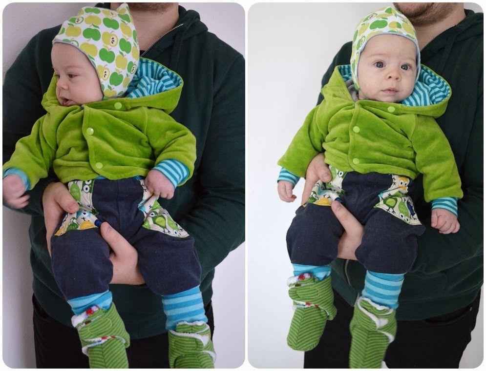 PUNKELMUNKEL: sewed baby clothes