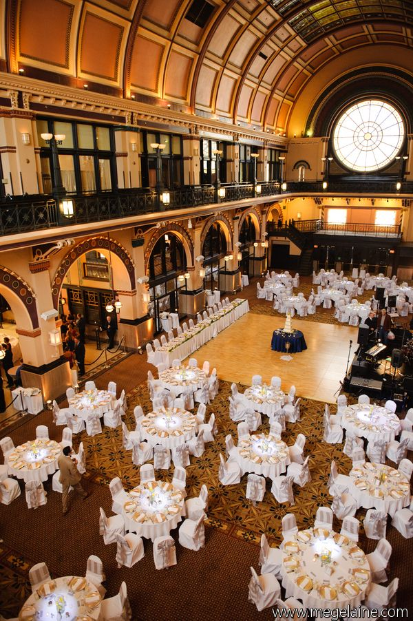 Grand Hall At Historic Union Station Plaza Hotel And Wedding Venues