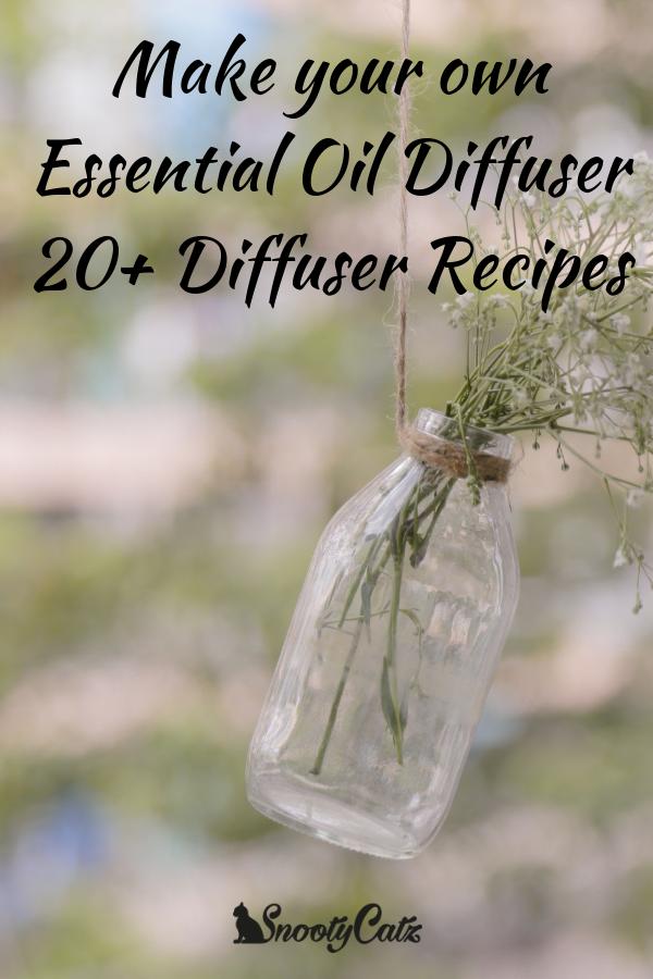 Essential Oil Diffuser Recipes Essential oil diffuser