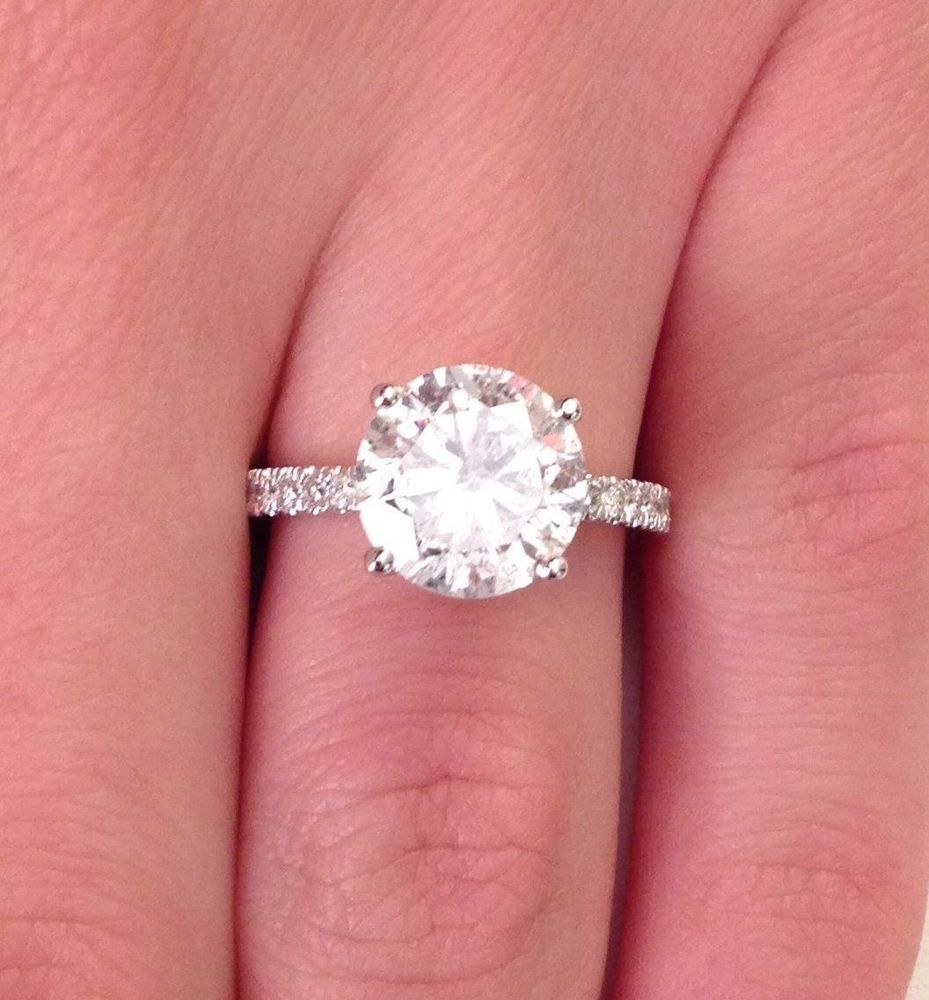US $4,500.00 New with tags in Jewelry & Watches, Engagement ...
