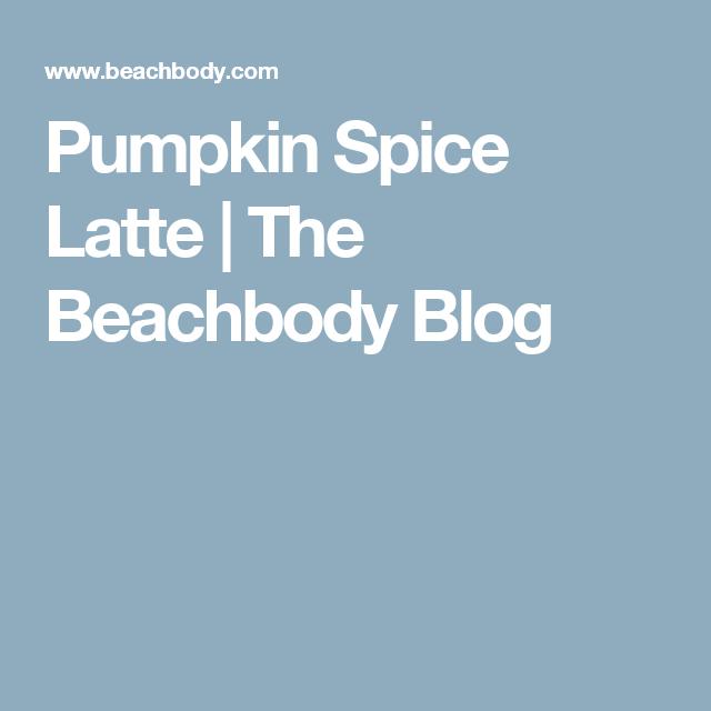 Pumpkin Spice Latte, Pumpkin