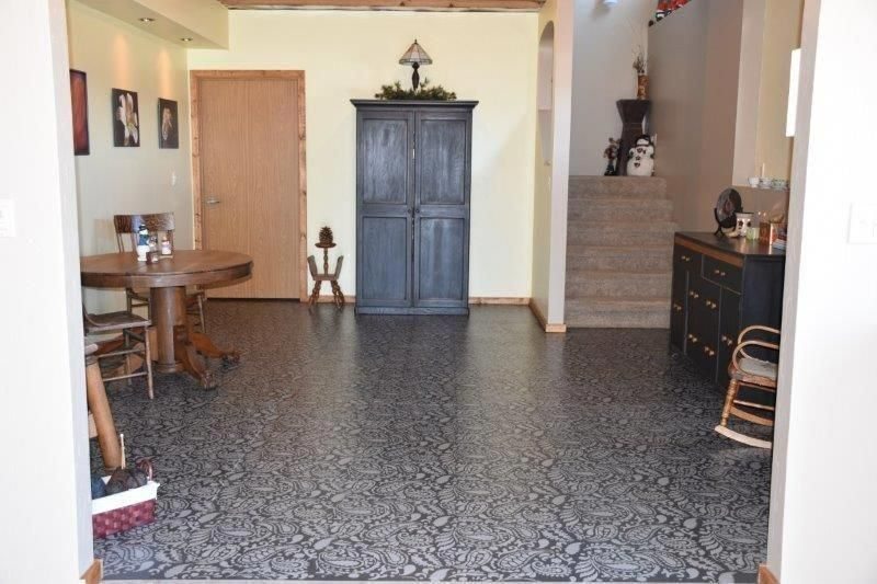 Partial Basement Remodel Basicbasementremodel Largebasementbathroom Basementremodelbedr Basement Flooring Basement Flooring Options Brick Fireplace Makeover