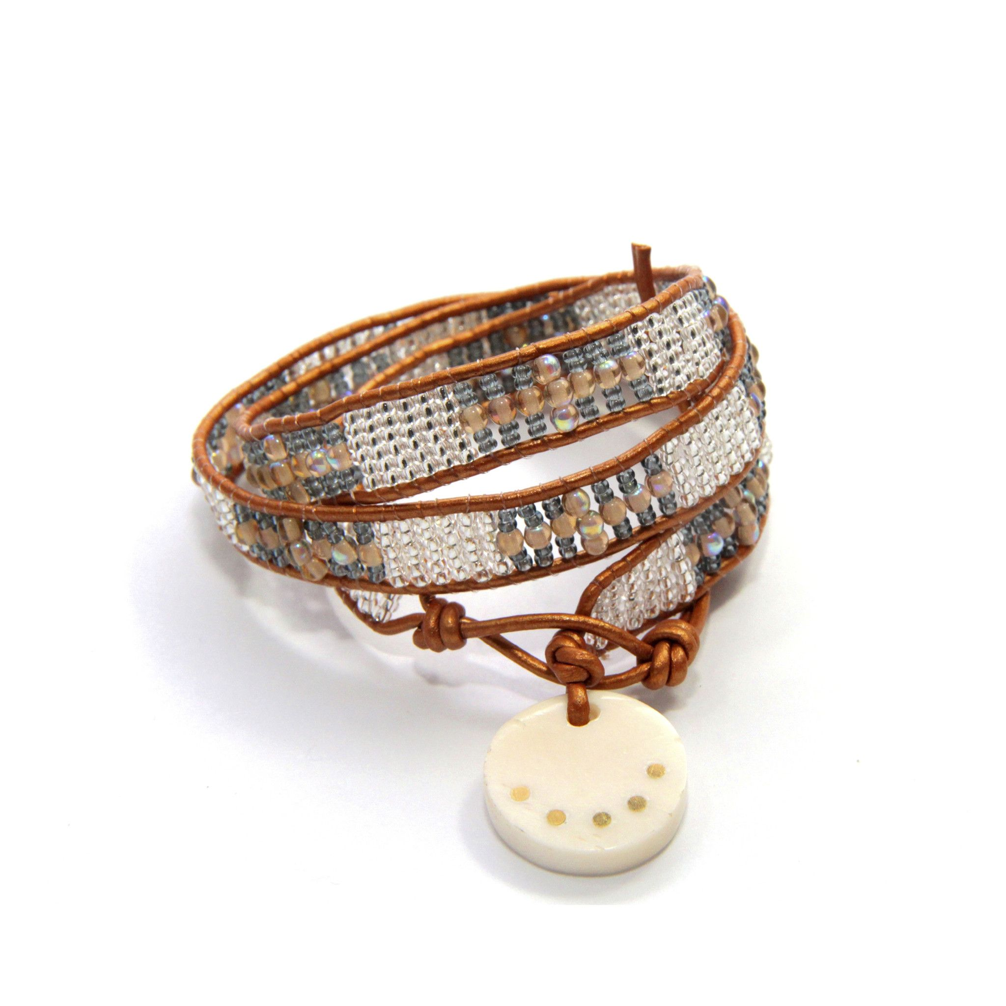 Virginia Wrap Bracelet