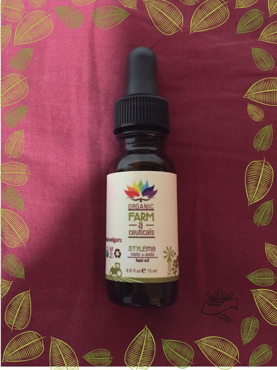 My Person Favorite Styling Hair Oil🌟 GreenGoddess Hair