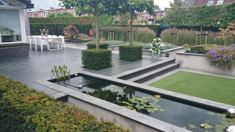 Gerealiseerde Tuin 02 Modeltuin Op Maat Garten Garten Design Garten Landschaftsbau