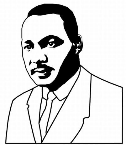 martin luther king jr clip art google search marshall rh pinterest co uk martin luther king clipart black and white martin luther king clip art