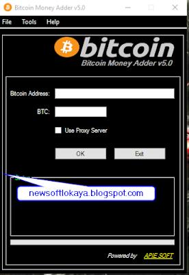 bitcoin key adder money