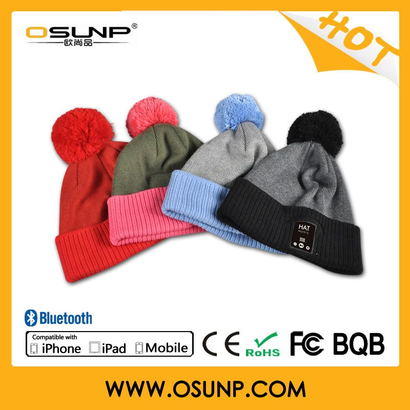 1dd8c63d8815e Colorful Bluetooth Music Hat