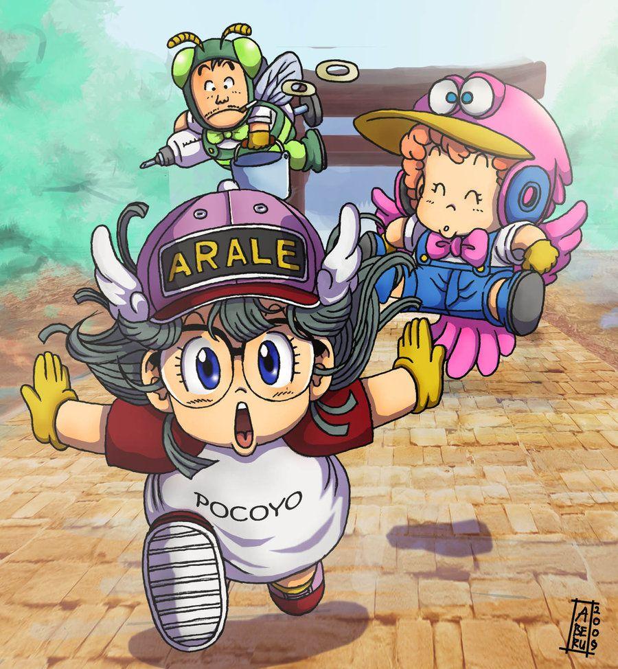 ARALE by AberuChan on DeviantArt イラスト, アニメ, 壁紙 イラスト