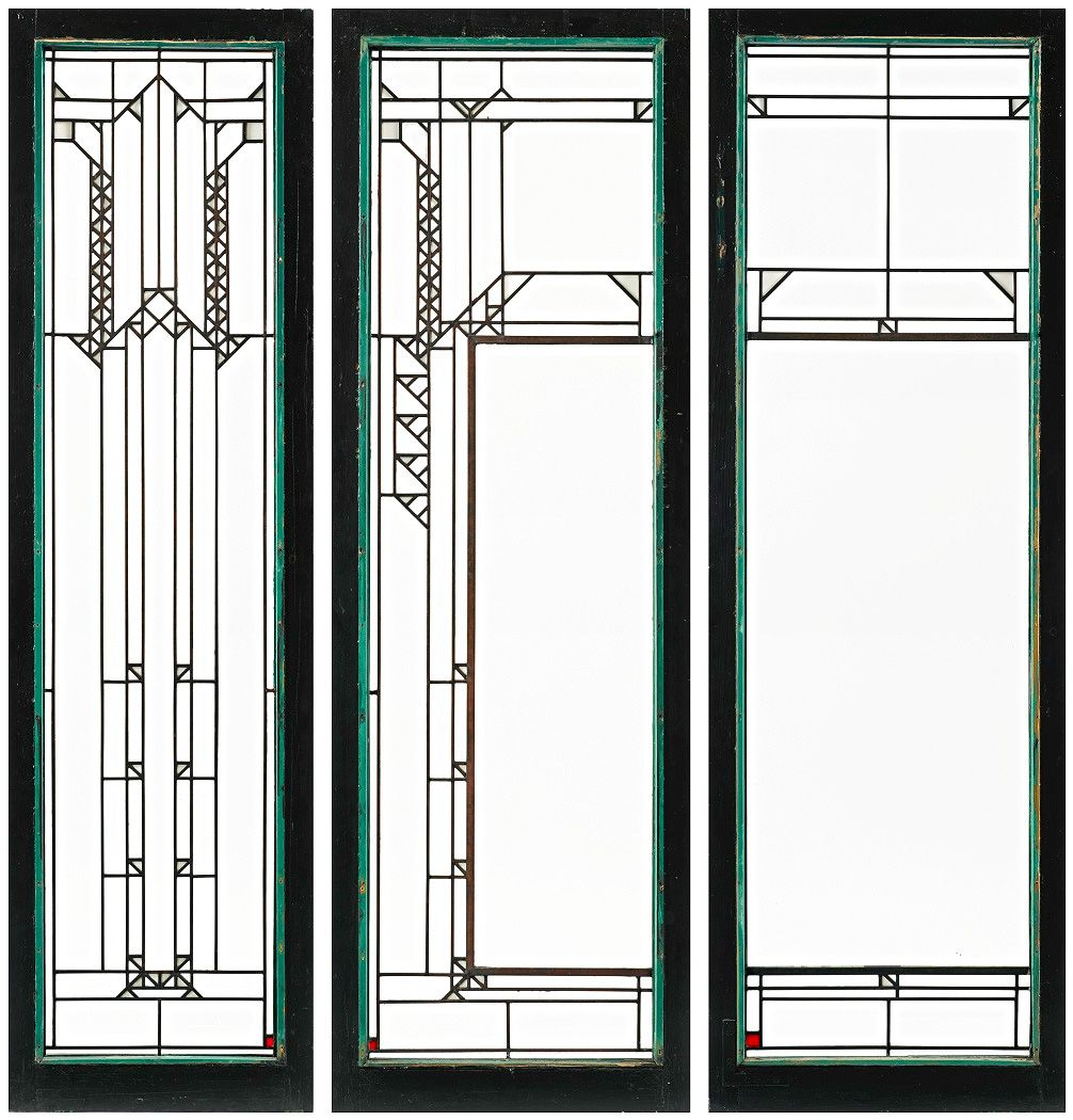Ufansius — Windows from Northome, the Francis W. Little house ...