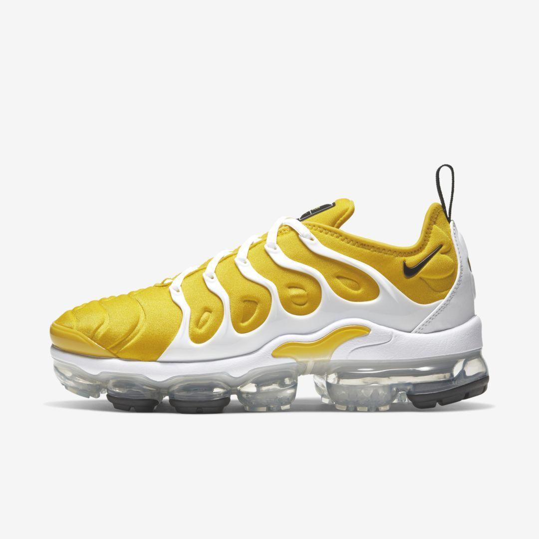 Nike Air VaporMax Plus Women's Shoe (Speed Yellow) | Nike ...