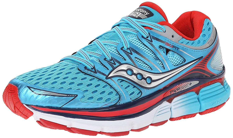 new style d77e9 48a0b Saucony Women's Triumph ISO Running Shoe: Saucony Triumph ...