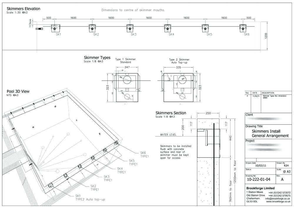 Swimming Pool Design Standards Pdf