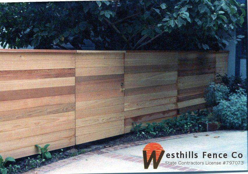 Horizontal Tongue And Groove Fence In 2020 Tongue And Groove Wood Horizontal