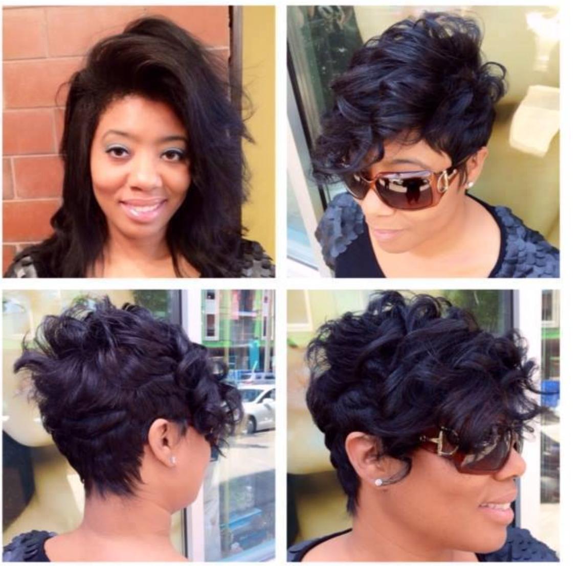 Pin by lashika reed on i want this pinterest short hair hair