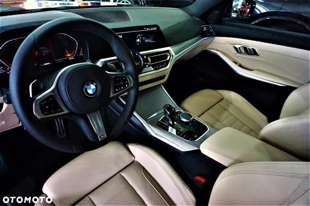 Nowe Bmw Seria 3 205 000 Pln 5 Km 2019 Otomoto Pl Bmw Vehicles Steering Wheel