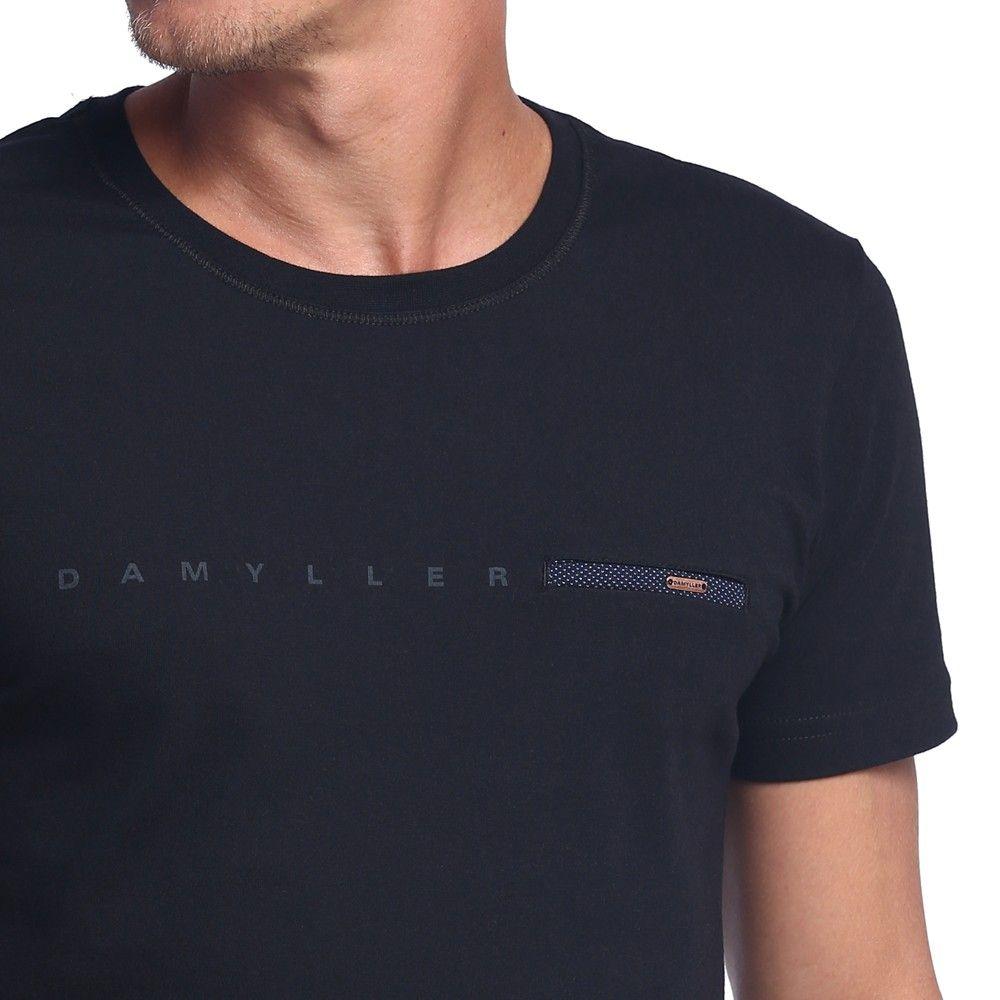 Camiseta Masculina - Damyller  307952b239f15