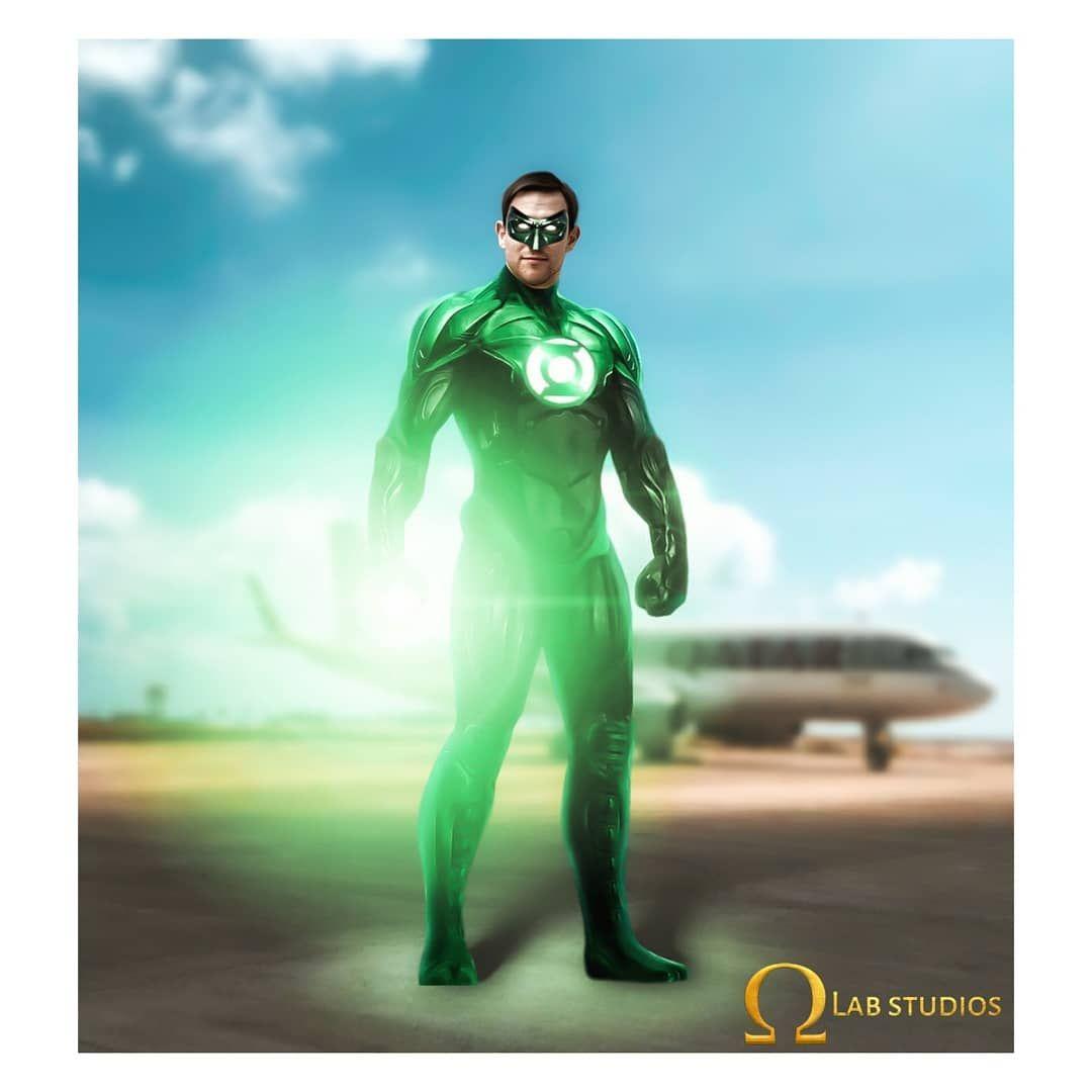 W On Instagram Sambenjaminnow As Snyder S Greenlantern Support Lab Studios Sambenjamin Greenlantern Haljordan Zacksnyd