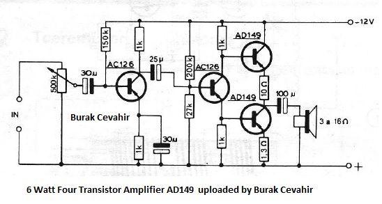 transistor diagram more information