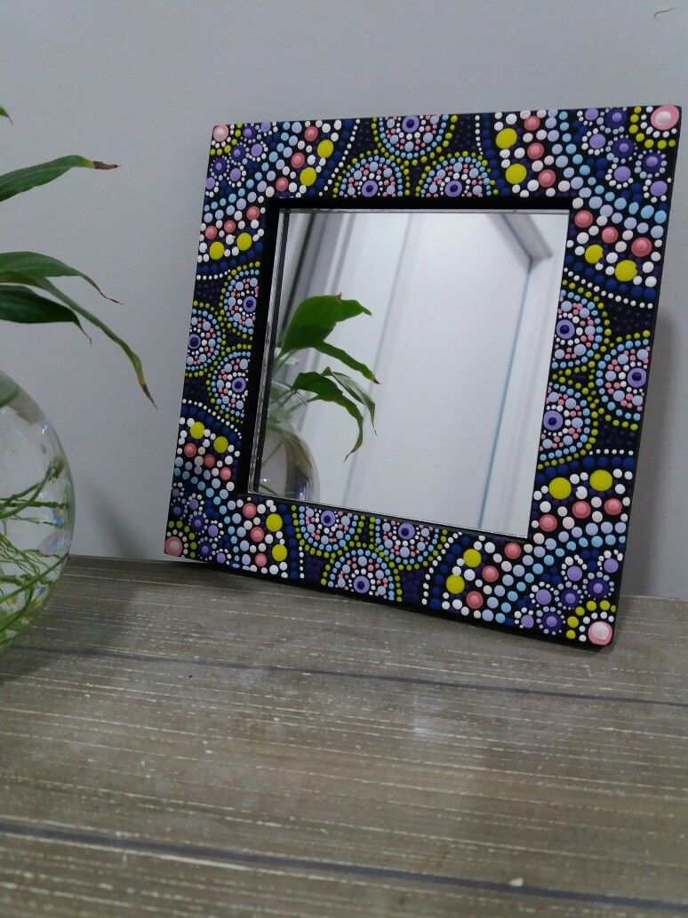Espelho Pontos em Cores www.facebook.com/pontosemcores ...