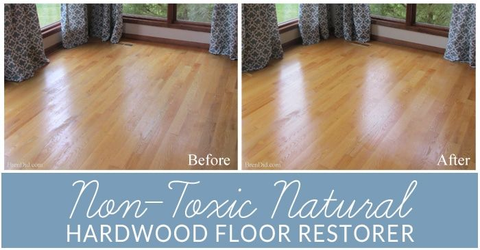The Natural Hack For Restoring Hardwood Floors