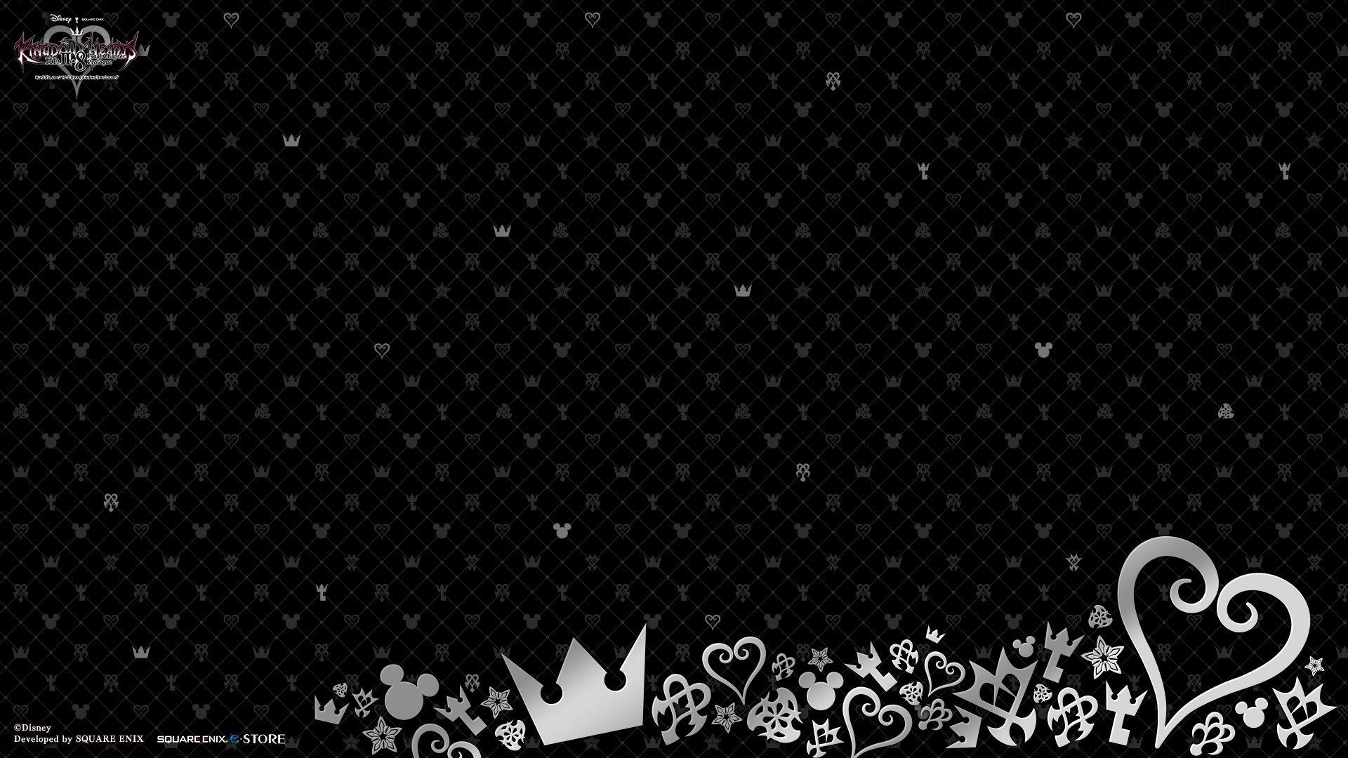 Pc 1920x1080 Jpg 1920 1080 Kingdom Hearts Wallpaper Heart Wallpaper Kingdom Hearts