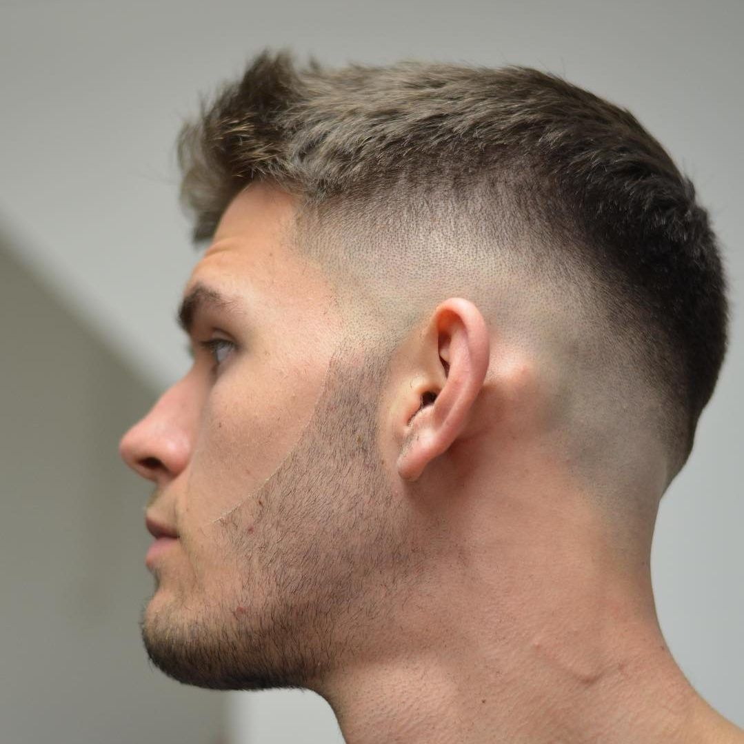 Types Of Fade Haircuts Man 2017 Short Hairstyles For Men 2017 Hair
