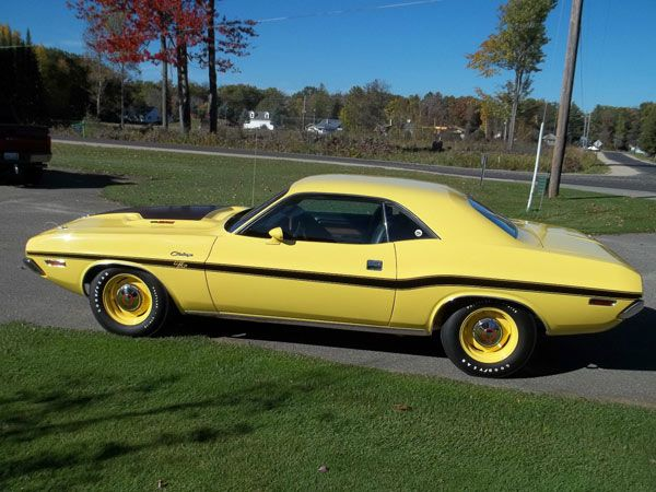 1970 Dodge Challenger Rt 440 Six Pack V Code 12 With Images