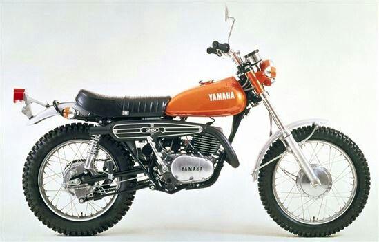 Yamaha Dt 250 Seat Inspiration Enduro Motorcycle Yamaha Yamaha Motorcycles