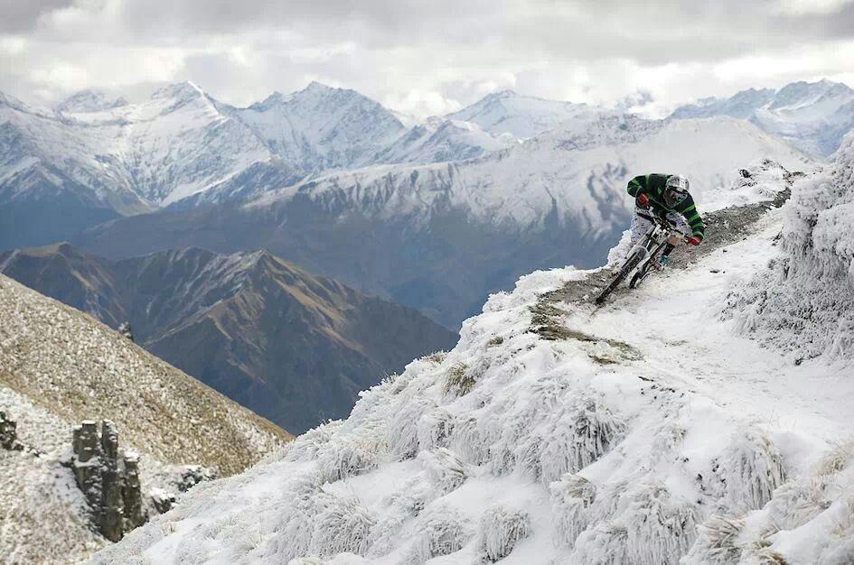 extreme biking. do ore don't?