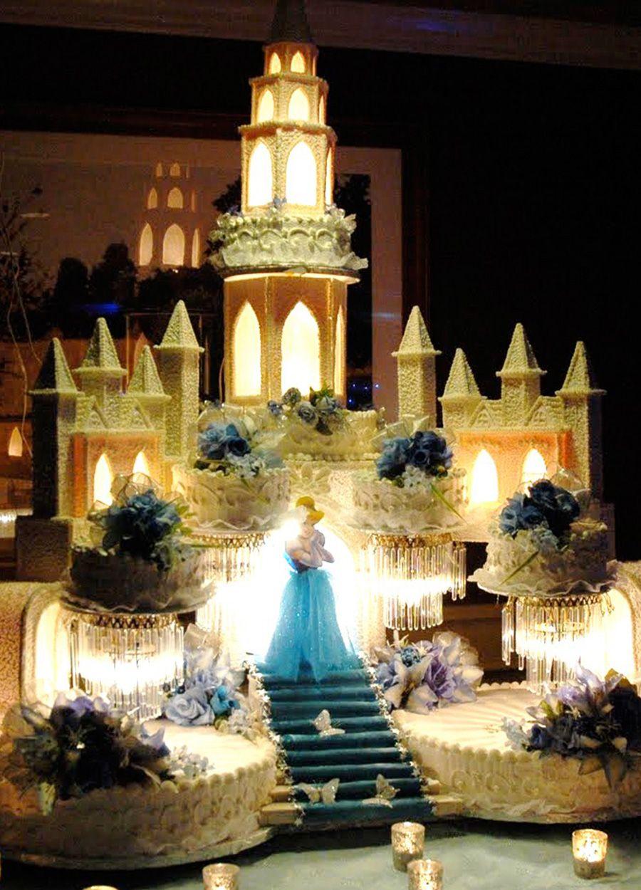 cinderella wedding - google search | amazing cakes | pinterest