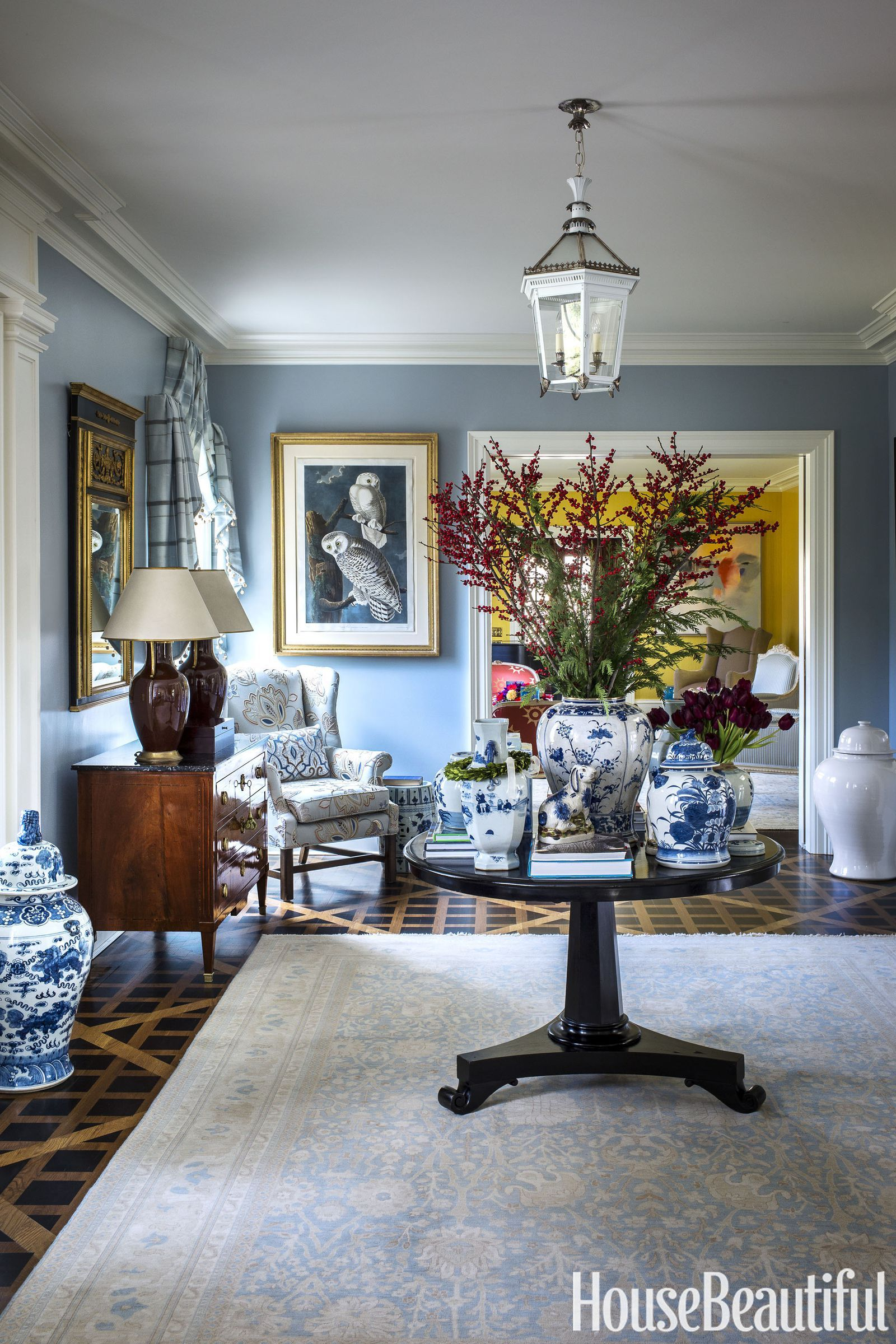 A Bright Color Palette Refreshes This 100 Year Old New Jersey