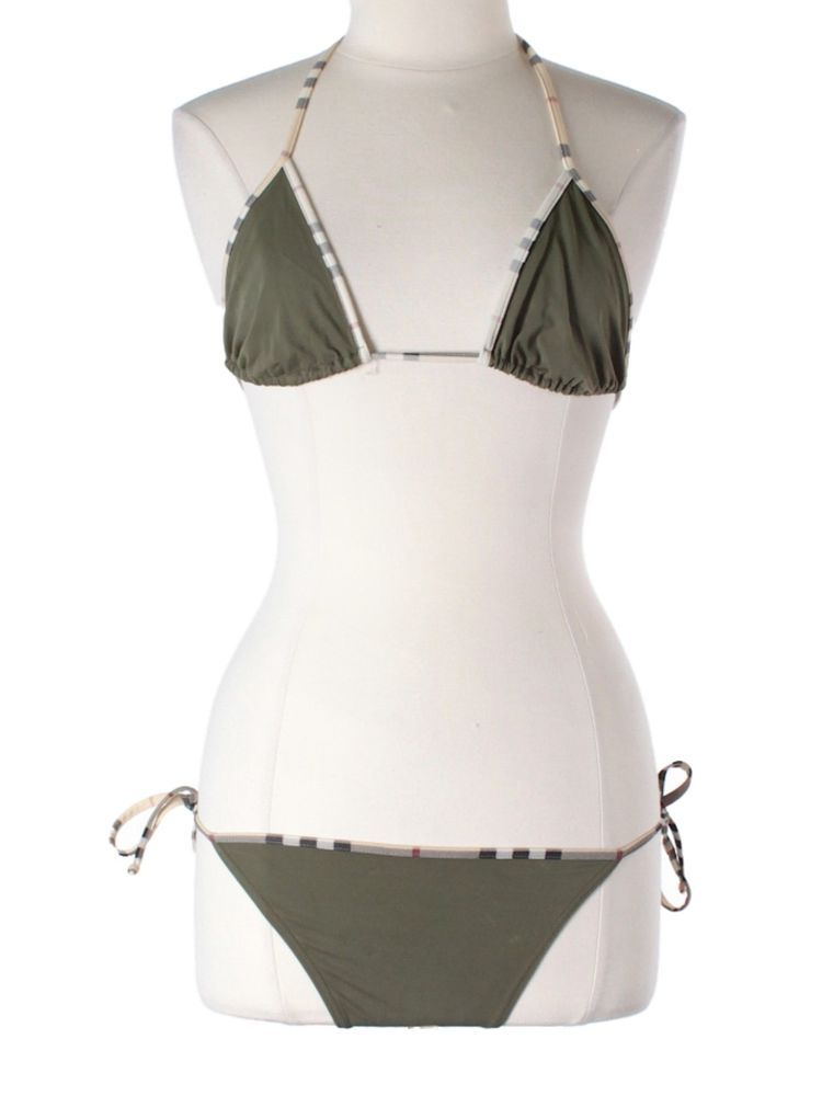 burberry bikini ebay
