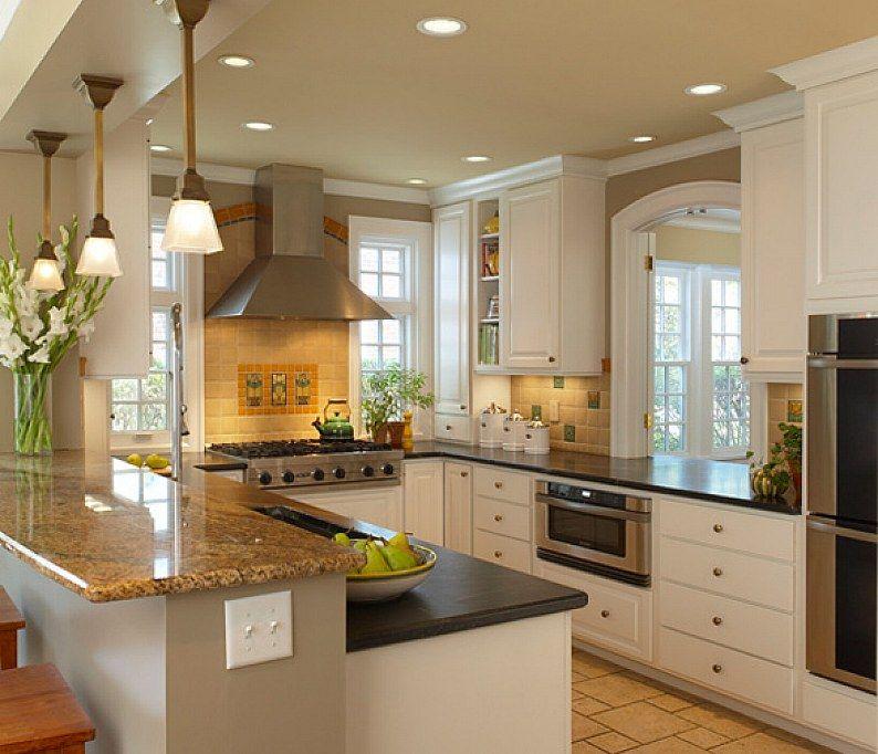 21 cool small kitchen design ideas cozinhas modernas decoração cozinha cozinha americana pequena on kitchen remodel plans layout id=19352