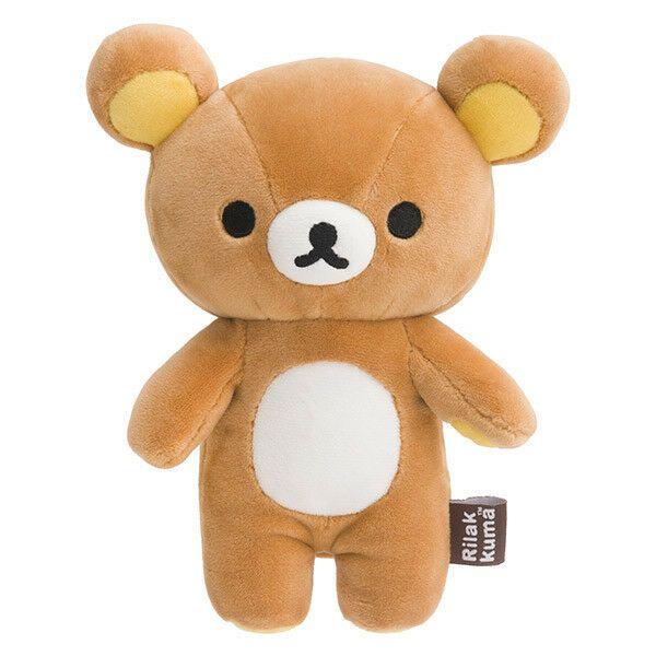 Rilakkuma Plush Doll SS Happy life with Rilakkuma San-X Japan #SanX