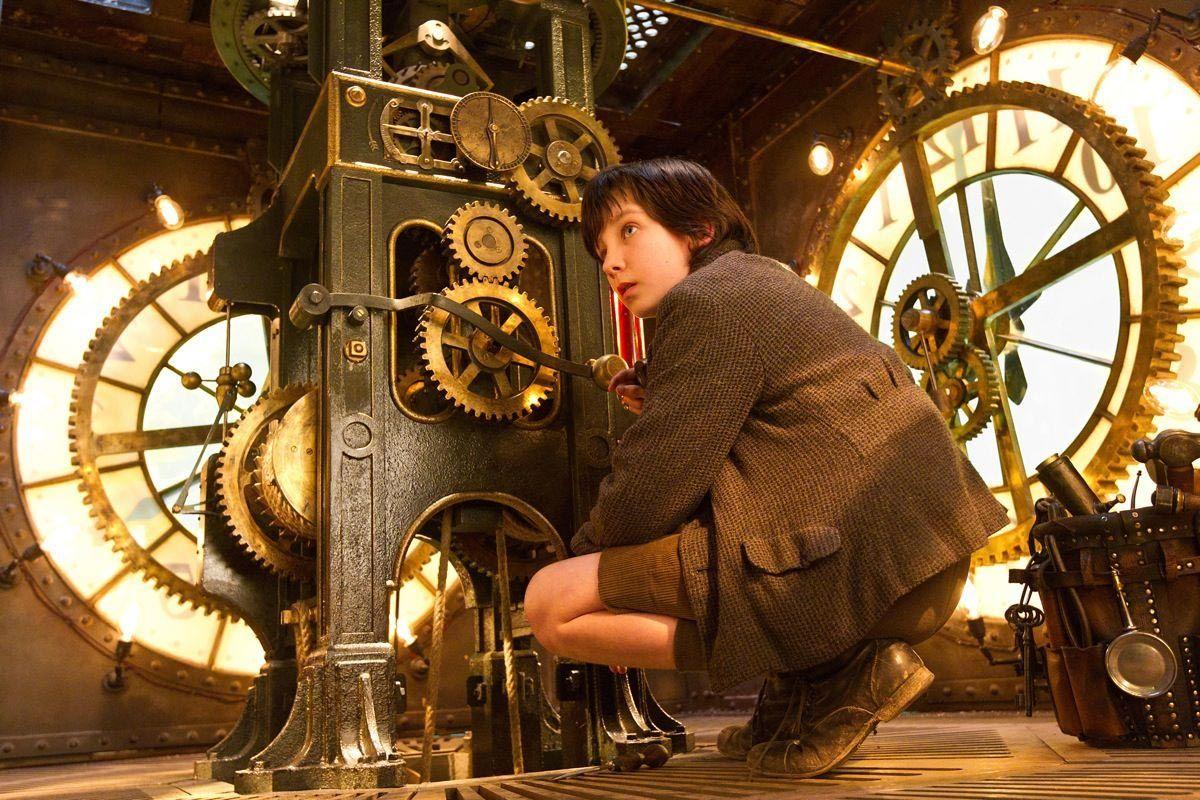 La invención de Hugo, otra maravilla del gran Martin Scorsese, una de las favoritas a los Oscar El Invierno Se Acerca, Invenciones, Homenaje, Mentiras, Exposiciones, Tren, Fotos, Celebridades, Artistas