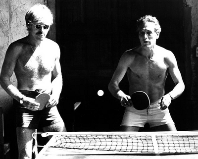 // redford and newman