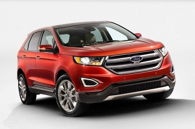 2017 Ford Suv Models 0