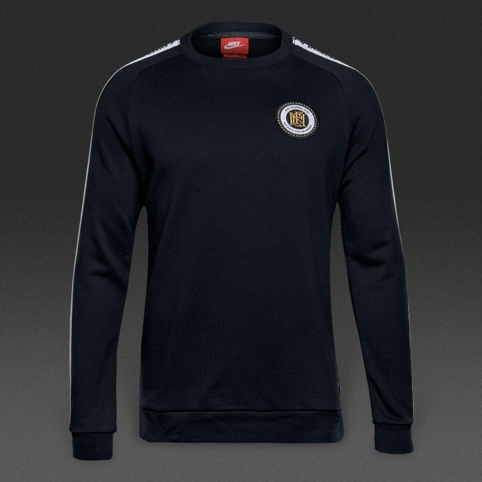 90e9424e Nike F.C. Crew - Black | Clothing | Nike, Nike men, Clothes