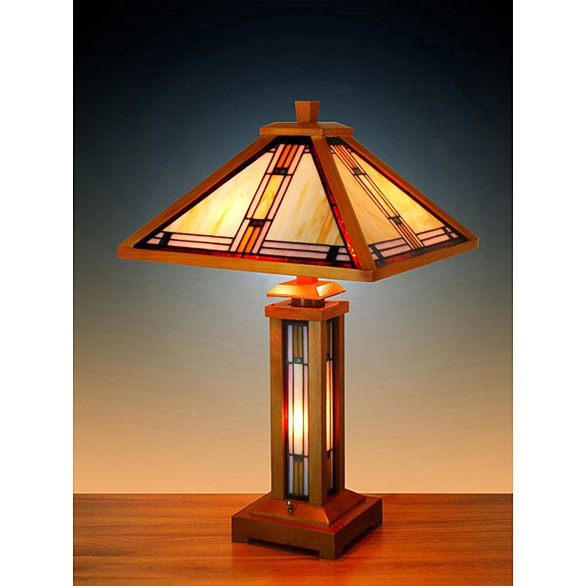 Tiffany Style Lighting For Less. Stained Glass Table LampsGlass ...