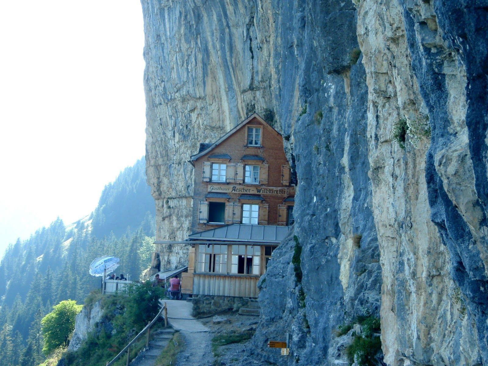 Aescher Hotel in Appenzellerland, Swiss