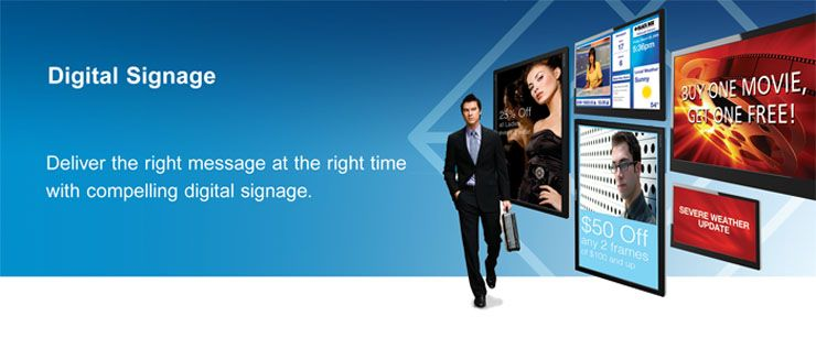 Affordable Digital Signage Cost for Everyone | My Blogs