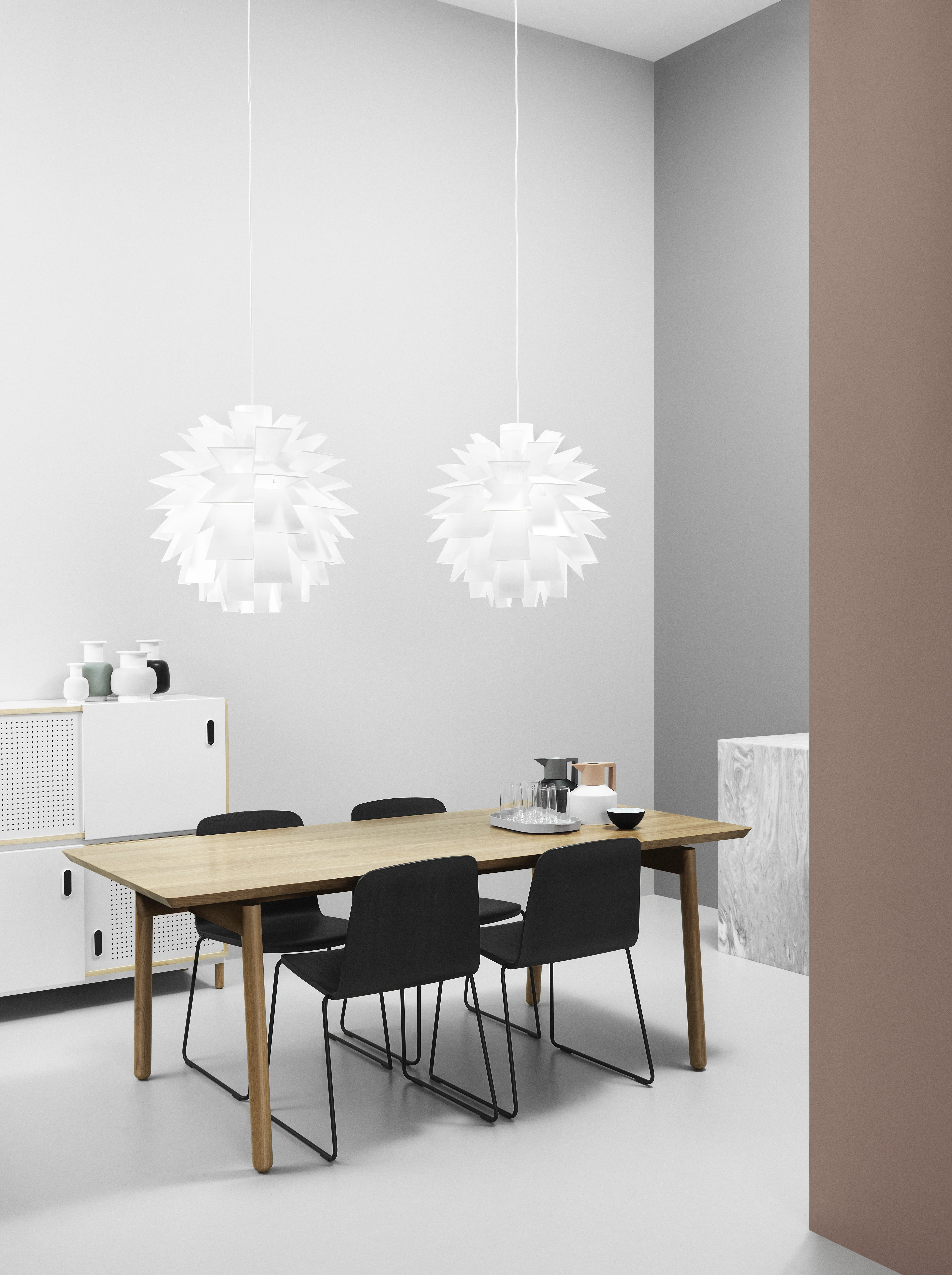 Nord Dining Table By Normann Copenhagen Buy It In Domesticoshop Com Minimalist Dining Room Scandinavian Furniture Design Interior Furniture